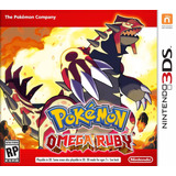 Pokemon Omega Ruby | Nintendo 3ds | Fisico | Original |