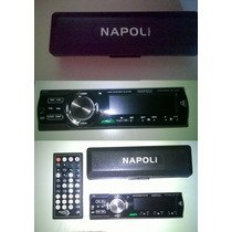 Stereo Napoli 9894av Dvd Usb Cd Dvd 1 Din Unico!!!!!!