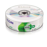 25 Dvd +rw Elgin Virgem 4x - Rio Rj
