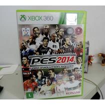 Pre Evolution Soccer 2014 (pes 14) Original Para Xbox 360
