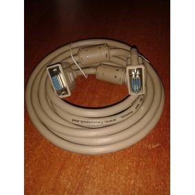 Cable Extensión Vga 5 Metros Toolstech
