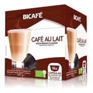 Cápsula De Café Com Leite Para Máquinas Dolce Gusto*