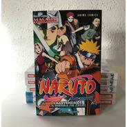 Manga Naruto: La Leyenda De La Piedra Gelel