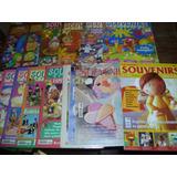 15 Revistas De Souvenirs