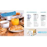 Combo Desayuno Smart-tek Pava Eléctrica,tostadora,licuadora