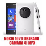 Nokia Lumia 1020 100% Original Libre, 41 Mpx 32gb + Blindado