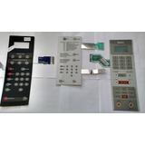 Membrana Para Forno Microondas Brastemp (vários Modelos)