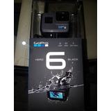 Gopro Hero 6 Black 4k Nueva 12 Mp Sellada Envió Gratis