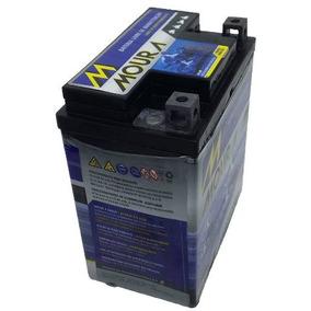 Bateria Moura 6ah Twister Tornado 250 Cb 300 Xre 300 Nx 400