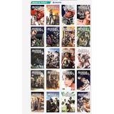Manga - Ataque A Los Titanes 1 Al 20 - Español