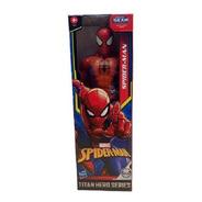 Muñeco Titan Hero - Spider Man Color Mate - Hasbro E.full