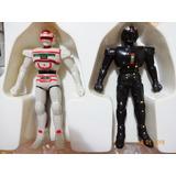 Bonecos Jaspion Magaren Bandai Toys Japan 1985