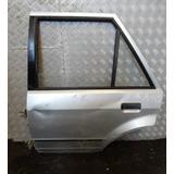 Puerta Trasera Izquierda S/v S/a Ford Escort Orion 1989-1990
