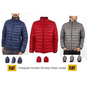 Campera Cat Brooklyn Jacket (micropluma De Ganso = Duvet)