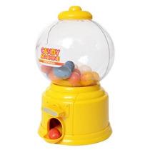 Baleiro Máquina De Bala 14cm Cofre Candy Machine- Casa Amora