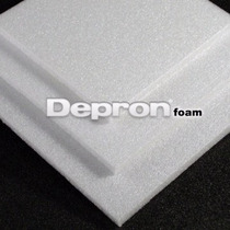 Chapa De Depron 5mm 50cmx68cm Isopor Aeromodelismo 2 Placas