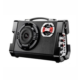 Caixa Amplificada Multilaser Sp191 Active Sound System Usb
