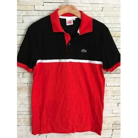 1fbc046ab4 Camisa Polo Feminina Lacoste Replica - Camisa Pólo Manga Curta em ...