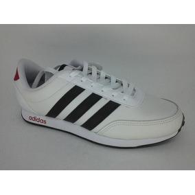 Adidas V Racer Masculino - Tênis Branco no Mercado Livre Brasil 5b825fa12303d