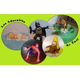 Personajes Infantiles Para Torta En Porcelana Fria!!!