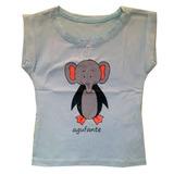 Camisa Infantil Exclusiva!!!! Preço De Custo .
