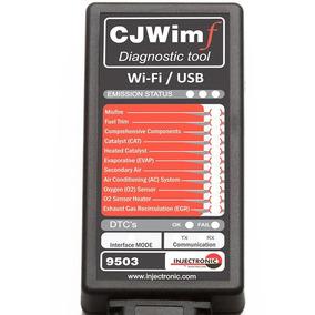 Preverificacion Estado De Monitores Scaner J Wim Cj4 Cj500