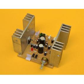 Planos Para Elaborar Amplificador 20 W