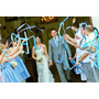 30 Saída Da Igreja Casamento Varetas Sinos