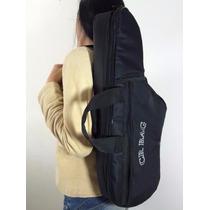 Capa Bag Para Sax Alto Acolchoado Extra Luxo