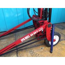 Perforadora Wagon Drill Tipo Stenuick Para 30 Y 50 Metros