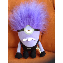 Peluche Minion Despicable Me Purple Minion Morado