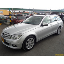 Mercedes Benz Clase C C200 Kompressor Station W