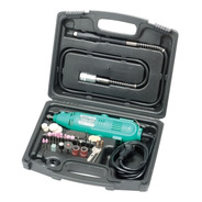 Mini Torno Electrico 135w 40 Accesorios Proskit 5501 Maletin