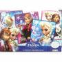 Frozen 4 Rompecabezas Puzzle 12-18-24-48 Piezas