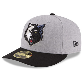 Gorra New Era Minnesota Timberwolves Low Crown Talla 7 1 8 e6e4f949723