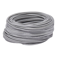 Rollo Bobina Ditron Cable Utp Interior 100 Mts Cat5e
