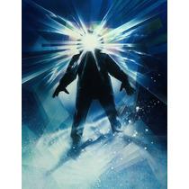 Poster Cinema Classico Terror A Coisa Cartaz Arte Sem Texto