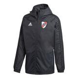 Campera adidas River Plate Rain Hombre