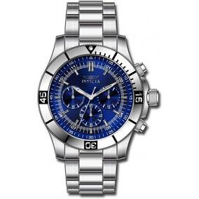 Reloj Invicta 12840 Hombre Crono Fechador 100m Sumergible