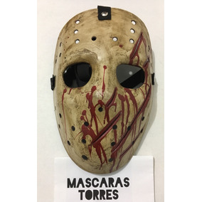 Mascara Jason Viernes 13 Careta Antifaz Envío Gratis