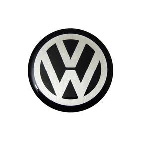 Emblema Calota Volkswagen Centro De Roda Resinado