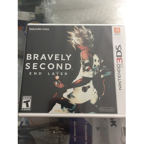 Bravely Second End Layer Lacrado - Frete Grátis