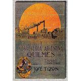 Cod L733 Cuadros De Tango Partituras Cerveceria Quilmes