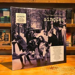 Singles Soundtrack 2 Vinilos + Cd Pearl Jam Soundgarden