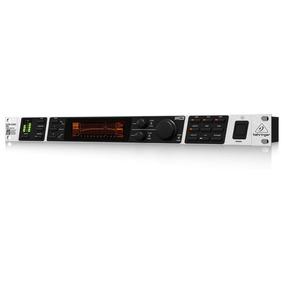 Equalizador Gráfico Behringer Ultra-curve Pro Deq2496 Bivolt