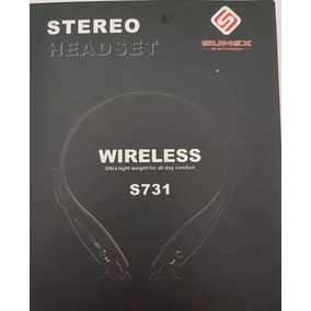 Audífonos Bluetooth 4.0 Inalámbricos S731 ( Wireless)
