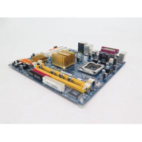 Kit Completo Placa Gigabyte + Core 2 Duo E8400 3.0ghz + 4gb