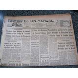 Tabla periodica universal en mercado libre venezuela periodico el universal 15 de junio de 1965 urtaz Image collections