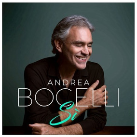 Cd Andrea Bocelli Si Open Music U-