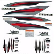 Kit Faixas Suzuki Yes 125 2008/2009
